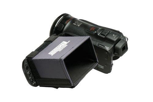 Hoodman HD350 VIDEO HI DEF 16X9 LCD Hi-def Video