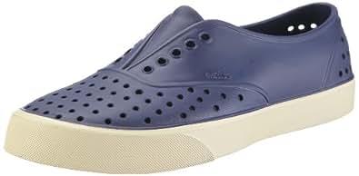 Native Shoes Miller GLM02AU11, Unisex - Erwachsene Sneaker, Blau (blue regatta N4), EU 46.5 / US12