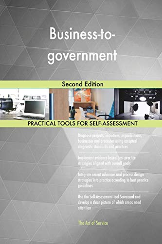 Business-To-Government Second Edition