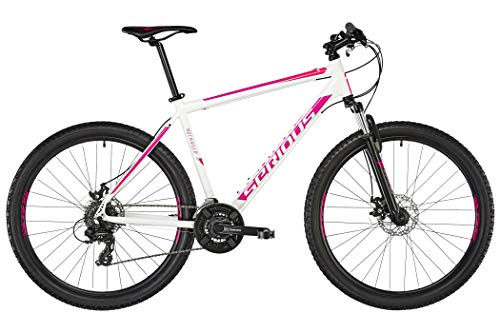 "SERIOUS Rockville 27,5"" Disc White/pink Rahmenhöhe 50cm 2019 MTB Hardtail"