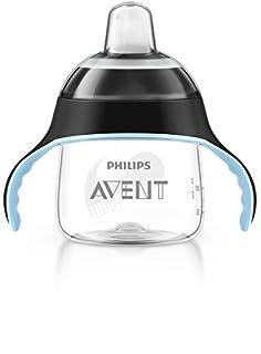 Philips Avent - SCF751/03 - Tasse à bec noire 200ml - 6 mois - Modèle aléatoire (B00M6POHXI) | Amazon price tracker / tracking, Amazon price history charts, Amazon price watches, Amazon price drop alerts