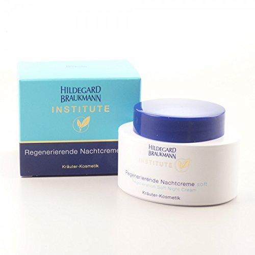 Hildegard Braukmann Institute Regenerierende Nachtcreme soft, 1er Pack (1 x 50 ml)