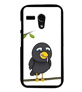 ifasho Designer Phone Back Case Cover Motorola Moto G :: Motorola Moto G (1st Gen) :: Motorola Moto G Dual ( I love Mom is Best )