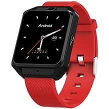 Là Vestmon Smartwatches,Microwear H5 4G Bluetooth Deportes Reloj Inteligente frecuencia cardíaca posición GPS Soporte