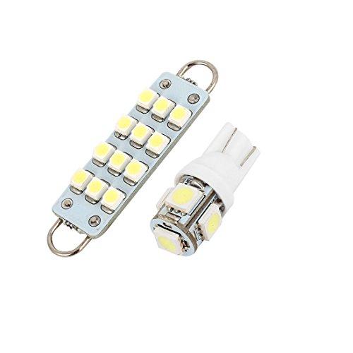 Led-licht-paket Tacoma Für (sourcingmap 10 Stk Weiß LED Lichter Innenraum Paket Kit Für Tacoma 2005-2013)