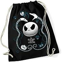 Sacs à dos et sacs de sport WITHY Cockadooo Multifunctiona Drawstring Sport Backpack Foldable Sackpack Sacs de sport