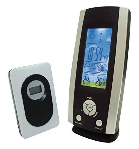 Otio - 810 034 estación meteorológica con sensores inalámbricos, a