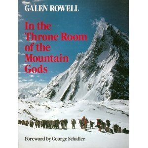 In the Throne Room of the Mountain Gods by Galen Rowell (1986-04-30)
