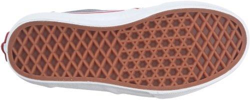 Vans Atwood VKI5YU1 Jungen Sneaker Grau (black/red/grey)
