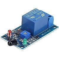 Vanpower 5V fiamma sensore rilevatore di allarme modulo relè per Arduino