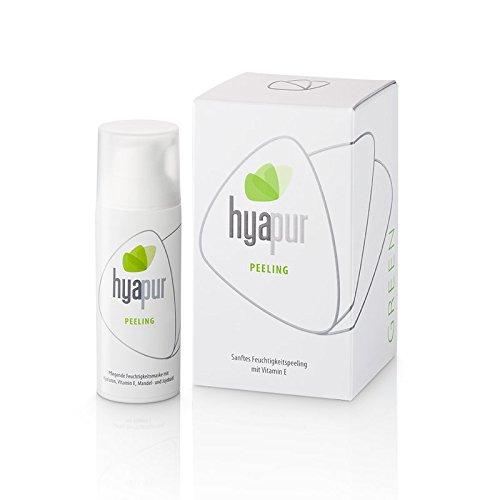 hyapur® - Peeling der GREEN Pflegeserie