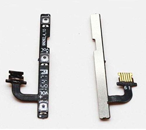 Pour modèles Meizu Remplacement Flat Flex Circuit Switch Key Bouton Allumage bouton Power On Off Volume Contrôle touches