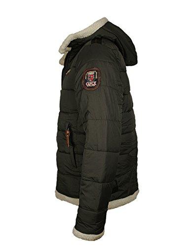 Geographical Norway giacca da uomo Champion cachi