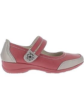 Comodità di rosso scarpe bi co