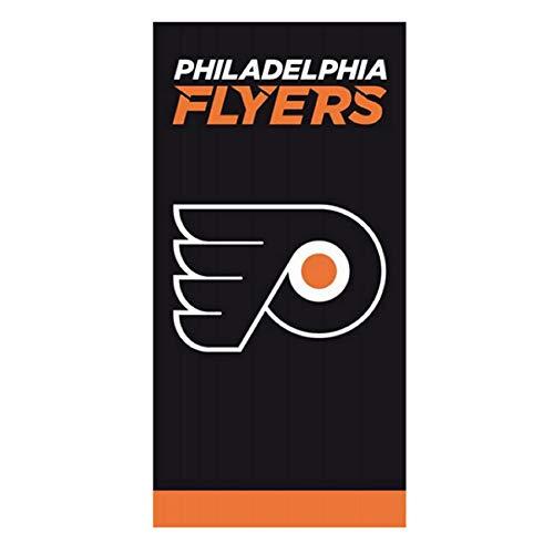 NHL Philadelphia Flyers Duschtuch - Badetuch Fanartikel