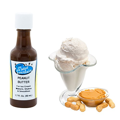 Lorann 50ml Erdnussbutter Eiscreme/Frozen Joghurt Aroma -