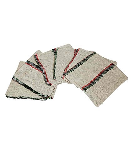 Asian Handloom Floor Wipes Cloth / Mops / Pocha (25*25 Inches)