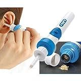XGLL Ear Cleaners Morbido Suggerimenti Elettrico Pick All'orecchio Strumento Per La Rimozione Di Cerume Per Baby Adult