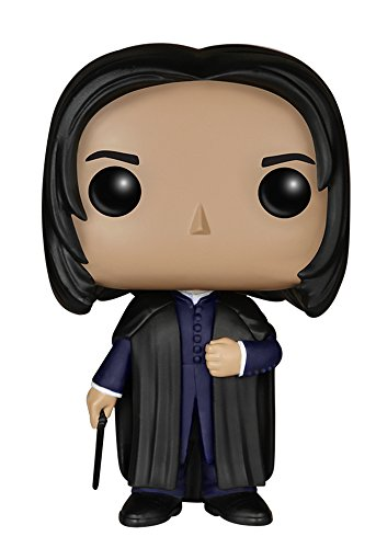 Funko 5862 Severus Snape Harry Potter S1 Pop Vinyl, Multi