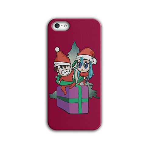 Elf Geschenk Liebe Weihnachten Festlich Spaß iPhone 5 / 5S Hülle | Wellcoda