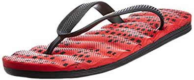 Bata Lite Men's Wave Pink Flip-Flops and House Slippers - 11 UK/India (45 EU) (8715056)