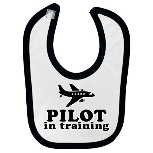 pilot-in-training-design-baby-bib-with-black-contrast-trim-black-print