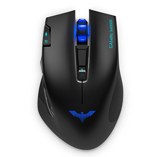 Havit HV-MS978GT Wireless Gaming Mouse (Black) 41b0IYRSyDL