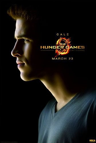 The Hunger Games Poster Gale (68,6 x 101,6 cm) (Gale Games Hunger)