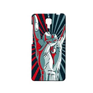 G-STAR Designer3D Printed Back case cover for Oneplus 3 (1+3) - G0261
