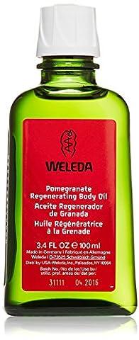 Weleda Pomegranate Regenerating Body Oil - 100ml - PACK OF 12