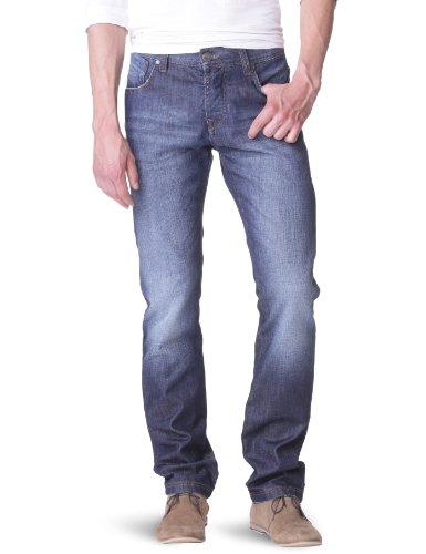Freeman T.Porter - Darak - Jean - Coupe Droite - Uni - Homme Splendid