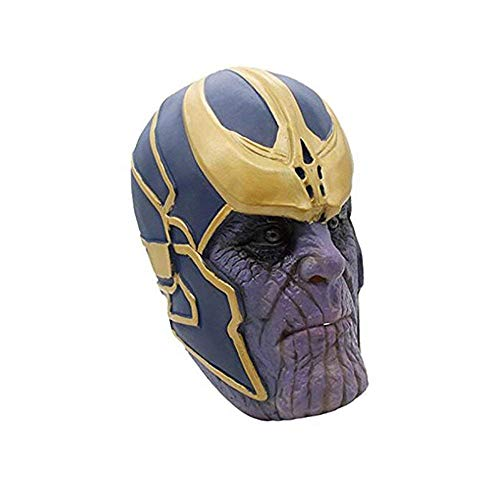 Thanos Avengers Infinity War Hyper Realistic Full face Latex hi Quality Mask