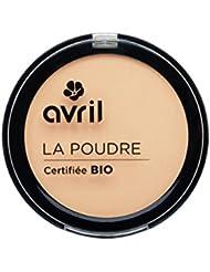 Avril Poudre Compacte Certifiée Bio Porcelaine 7 g