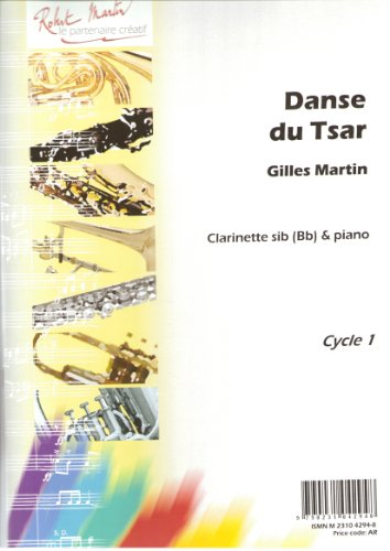 Danse du Tsar par Gilles Martin