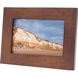 Memorie Mazzaro - Marco para fotos (madera de nogal, 20,3 x 25,4 cm)