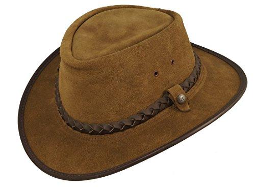 76ea7769bf6c Bill Conner - Hats - Sombrero cowboy - para hombre marrón S