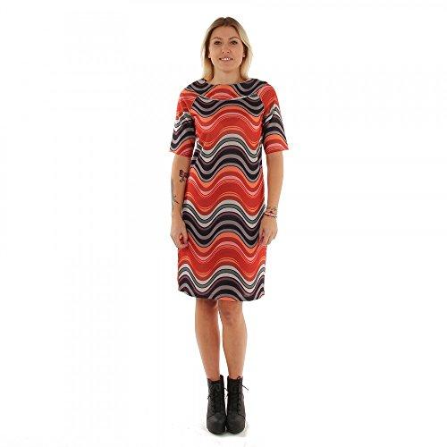 bleifrei-damen-kleid-3-4-stampa-on-orange-bunt-farbeorangegres