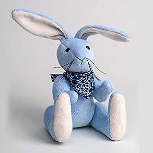 Canterbury Bears ltd 109 Arlo - Conejo Suave, Color Azul pálido