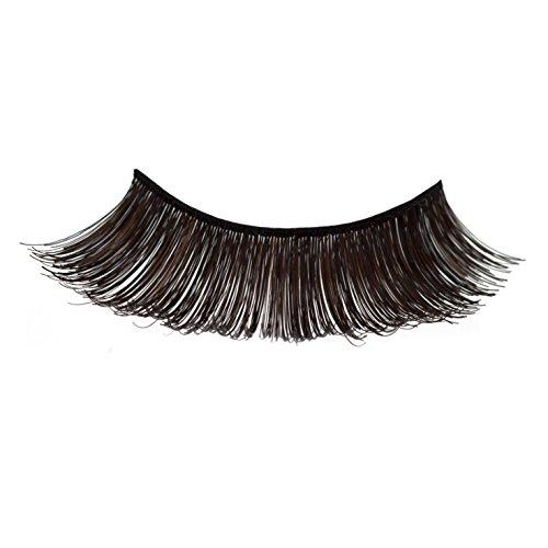Lazy Lashes 100% Human Hair False Eyelashes - Downy