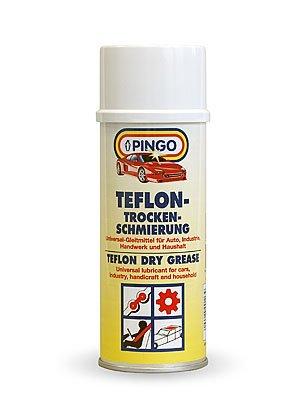 Preisvergleich Produktbild PINGO Teflon Trockenschmierung 400 ml