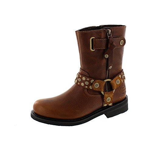 Damen-harness Boot (HARLEY DAVIDSON Women - Boots VADA - brown, Schuhgröße:EUR 37)