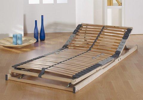 Frankenstolz f.a.n. Dreamflex Plus - XXL Lattenrost K+F Extra stabil - für Belastungen bis 150 kg geeignet - Grösse 100x200