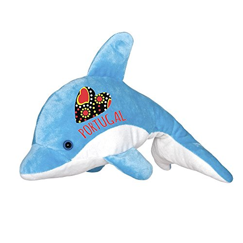 wild-planet-35-cm-love-portugal-a-forma-di-cuore-con-delfino-in-peluche-colore-blu