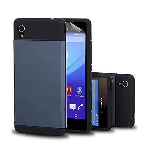 Coque Telephone Sony Xperia M4 - Coque Sony Xperia M4 Aqua, 32nd [SlimArmour]