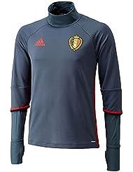 Adidas Sweat d'entraînement homme RBFA Belgique Football