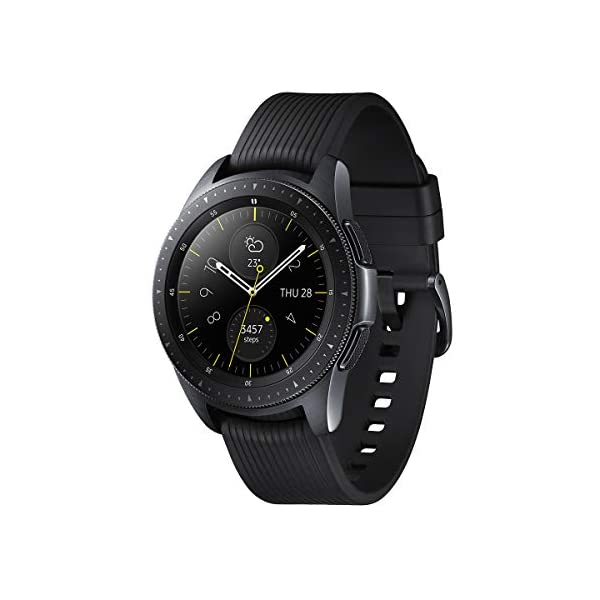Samsung Galaxy Watch - Reloj Inteligente, Bluetooth, Negro, 42 mm- Version española 3