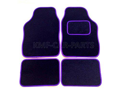 hyundai-sante-fe-06-12-universal-4-piece-carpet-car-floor-mats-set-black-purple-trim