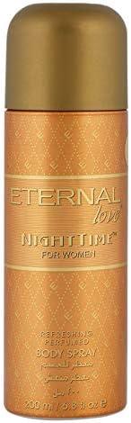 Eternal Love Night Time Eau De Parfum Women, 200 ml