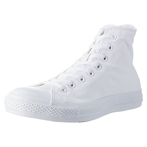 Converse Chuck Taylor All Star Seasonal, Sneakers Hautes Mixte Adulte, Noir Mono Bianco (Weiß)