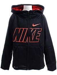096890354d Nike Dri-Fit Therma Giacca con Cappuccio Bambino, Ragazzo, 939851-010,
